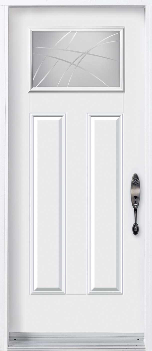 Ayls V-Groove 2214 decorative door